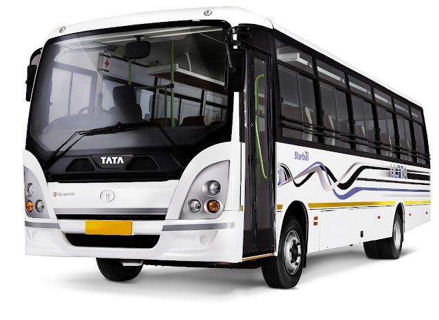 Tata Motors launches AMT buses