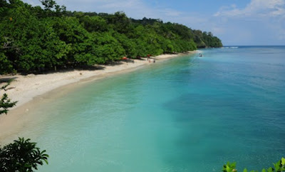 Pantai Pananjung Ciamis Jawa Barat Objek Wisata Pantai di Jawa Barat Yang Paling Bagus Buat Liburan