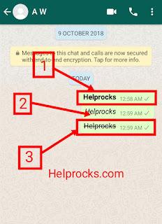 Whatsapp में मोटे अक्षर वाले मेसेज कैसे भेजें /How To Send Bold Text In Whatsapp