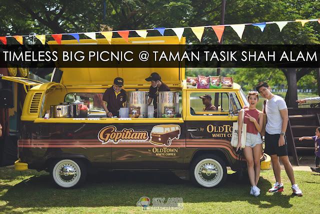 Family Timeless Picnic @ Taman Tasik Shah Alam
