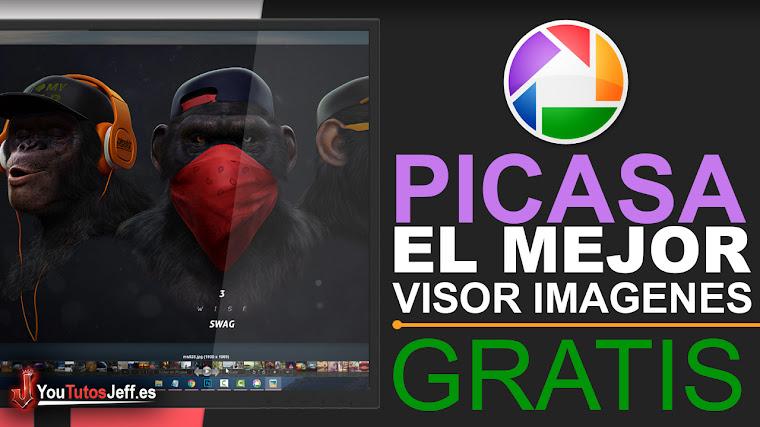 Como Descargar Picasa Español Ultima Versión para PC  - El mejor visor de imágenes