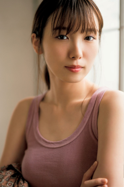 Marie Iitoyo 飯豊まりえ, FRYDAY GOLD 2019年8月9日号 付録付