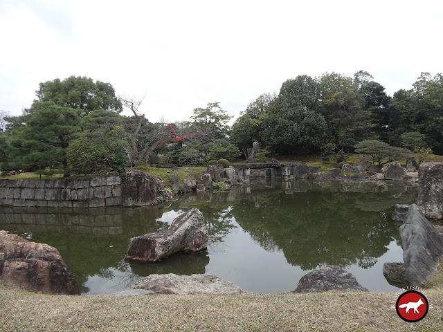 Jardin du château Nijo