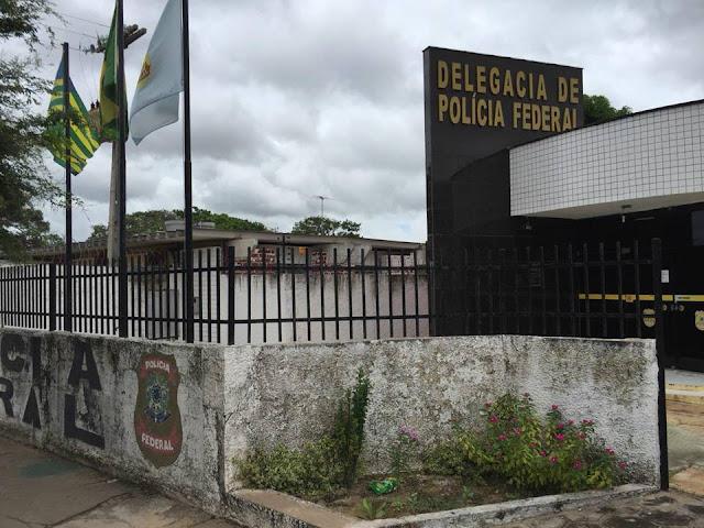 Resultado de imagem para FOTOS DA POLICIA FEDERAL DE PARNAIBA