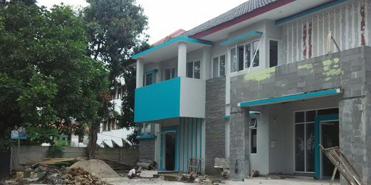 Kantor Kelurahan Pisangan.