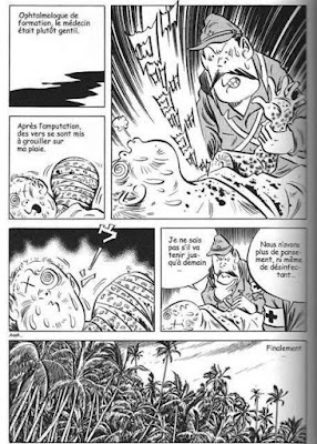 Mizuki, Shigeru. Vie de Mizuki, t.2. p.269 © Cornélius.