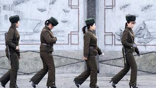 """""""détruire totalement"""" la Corée du Nord"""