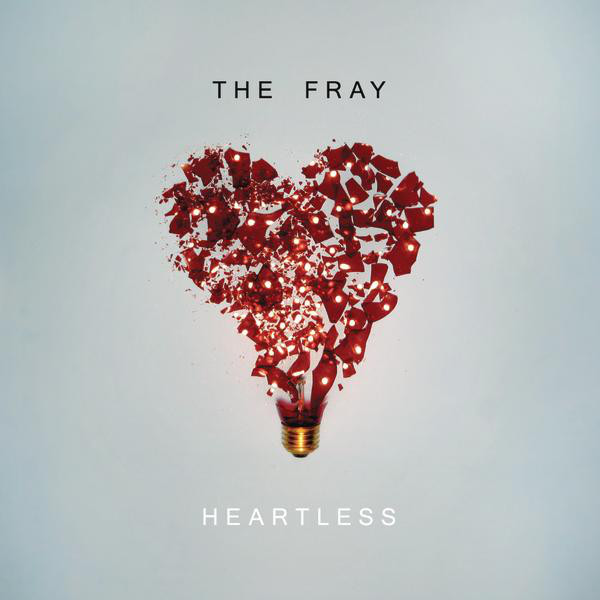 The Fray - Heartless (Swinghouse Session) - Single Cover