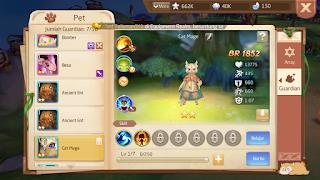 Cara mendapatkan pet / guardian bintang 2+ di game Laplace m