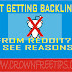 Why You Are Not Getting Backlinks From Reddit