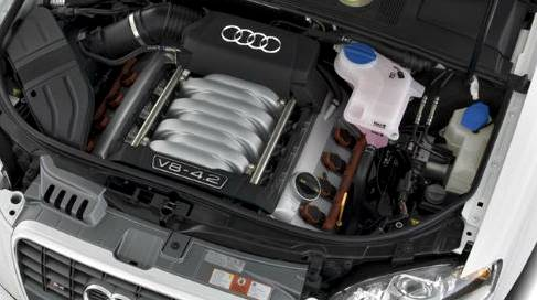 2016 Audi S4 Engine