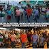 Milhares de pessoas participam da festa da vitória de Sabá, Jeferson e mais 08 vereadores eleitos.