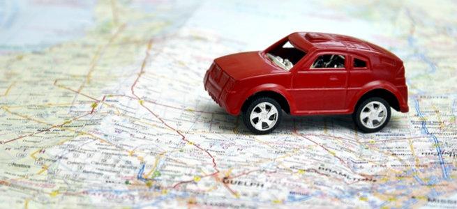 Aluguel de carro para viajar - melhores meios de transporte para sua viagem