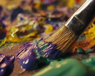 Artist Paint Application ron gribble