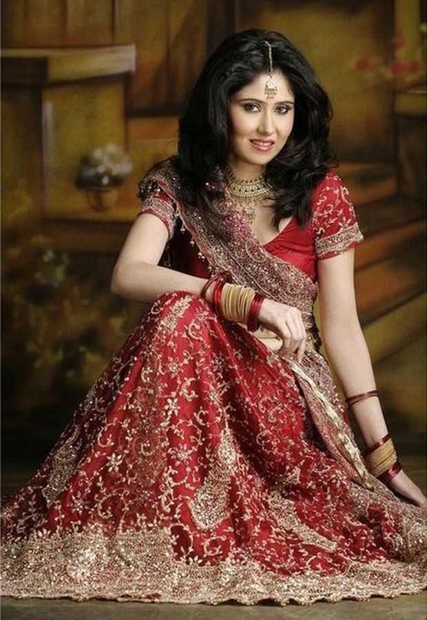 SHE FASHION CLUB: Indian Wedding Dress