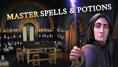 Harry Potter: Hogwarts Mystery Apk + Mod Download Infinite Energy Online
