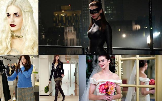 Filmy z Anne Hathaway