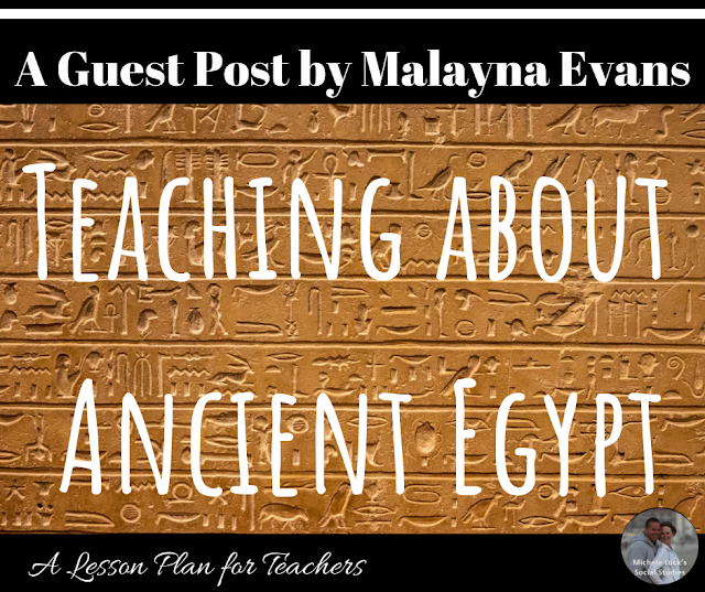 Traces of Ancient Egypt: Thoughts from an Egyptologist Turned Kids' Writer