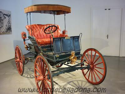 Musée de l'automobile de Malaga