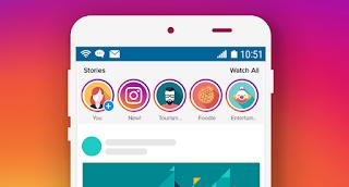 Cara Menambah Durasi Story Instagram Lebih dari 15 Detik
