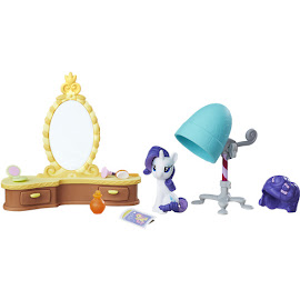 My Little Pony Rarity Large Story Pack Rarity Friendship is Magic Collection Pony