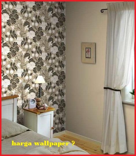 Perbandingan Harga Per Meter Wallpaper Dinding Murah Dari Korea Atau China? - Toentang Gallery ...