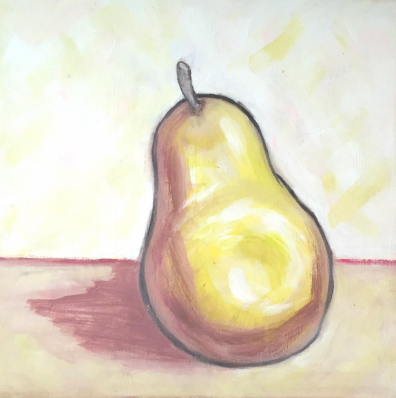 pear ignon concord art