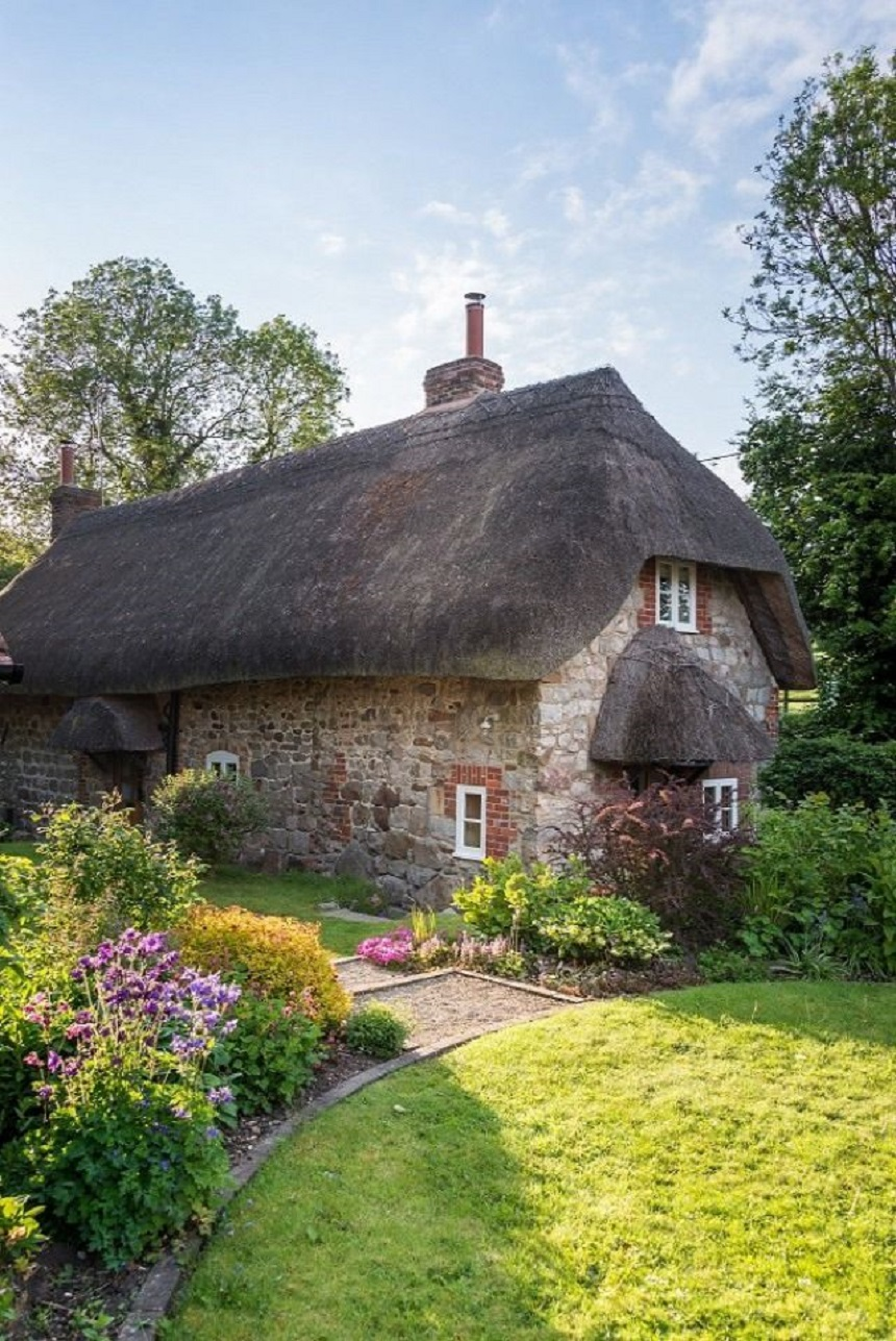 Tour A Magical Storybook Cottage In The English