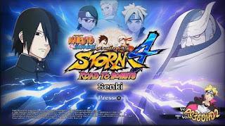 Link Naruto Shippuden Ultimate Ninja Storm 4 Road to Boruto Apk