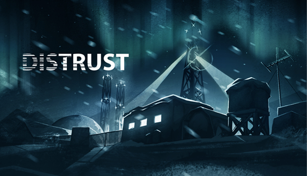 Distrust PC Game Free Download Poster