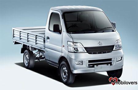 Gambar Mobil Changan