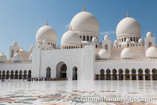 Mezquita Picture: Mezquita Sheikh Zayed En Abu Dhabi: Una De La Más Grandes