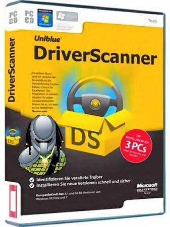 Uniblue DriverScanner 2017 4.1.0.0 Multilingual [ZS]