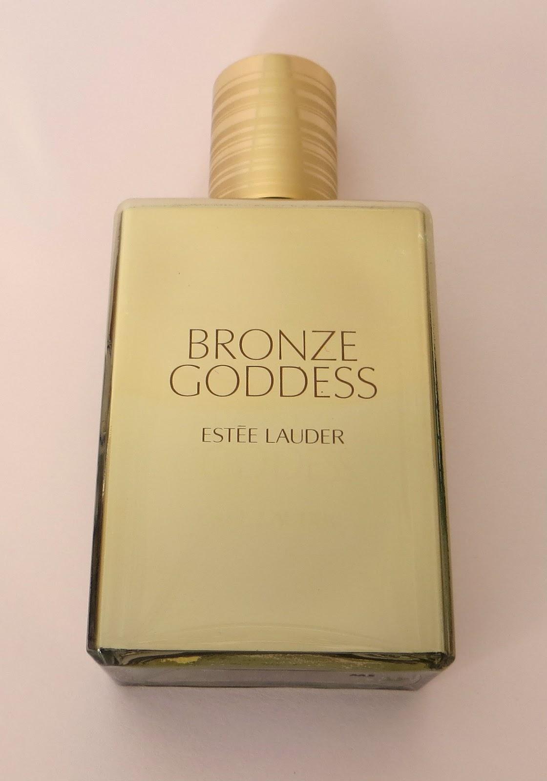 Esteé Lauder Bronze Goddess Eau Fraiche Skinscent