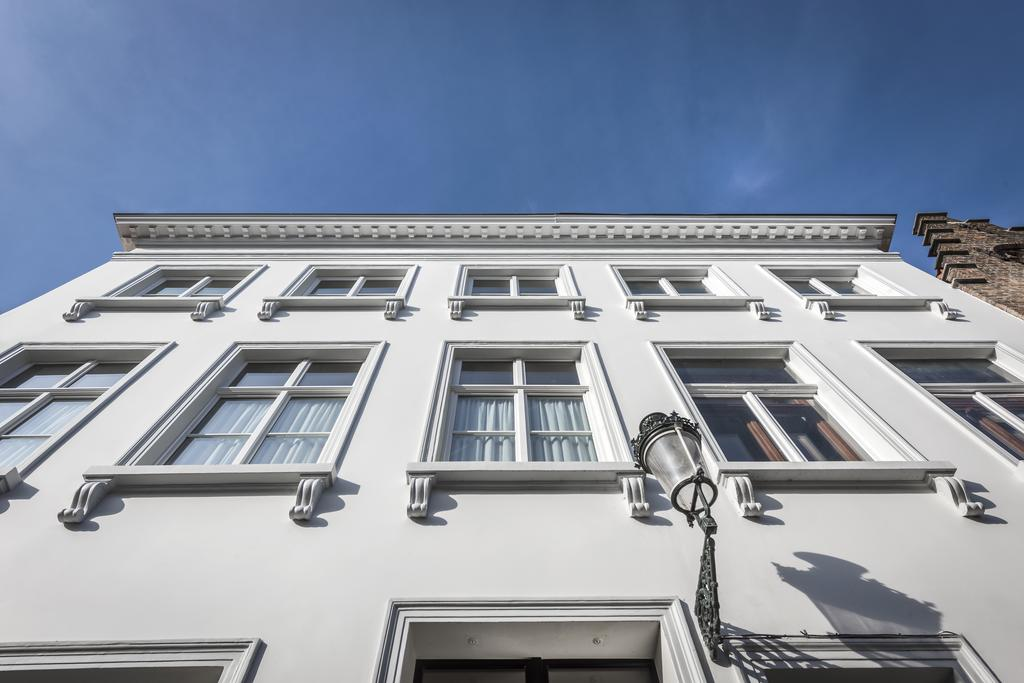 Gorgeous exterior of White Rooms in Bruges, Belgium - found on Hello Lovely Studio