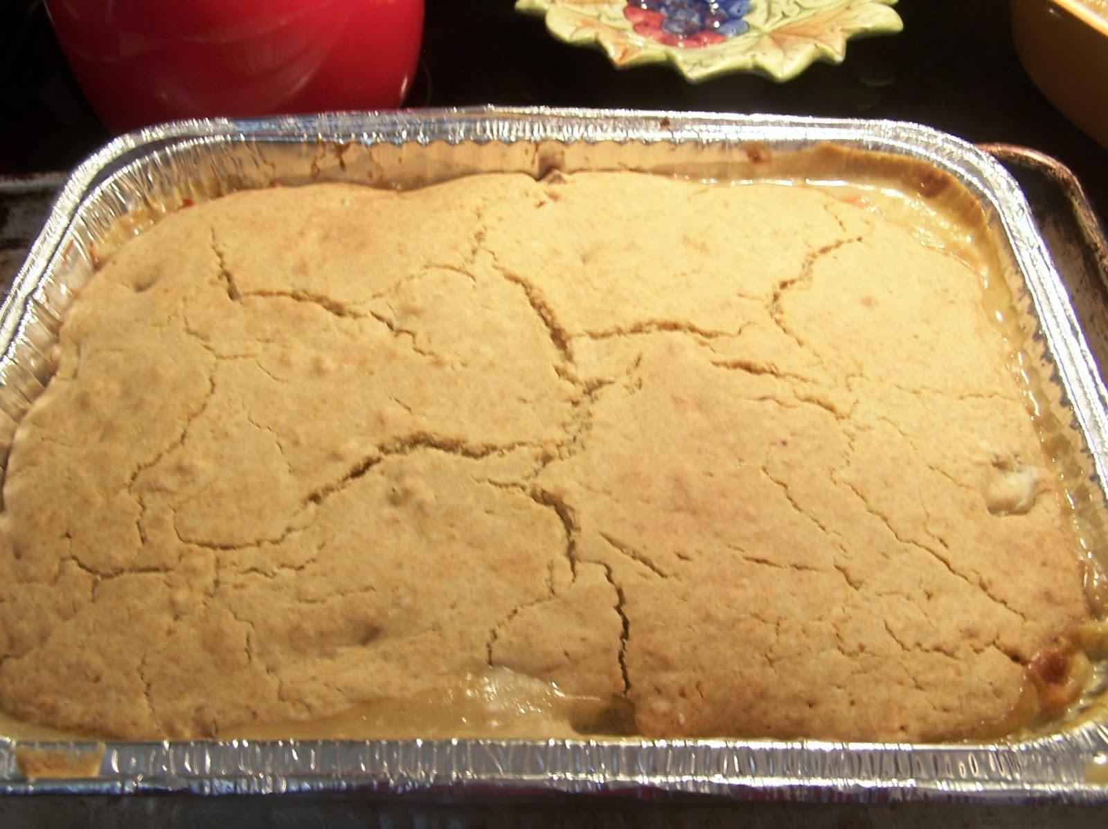 Gluten Free Homemade Bisquick crust recipe