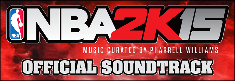 NBA 2K15 Official Game Soundtrack Revealed
