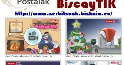 Decir Feliz Navidad En Vasco.Baul De Navidad Felicitar La Navidad En Euskara Con