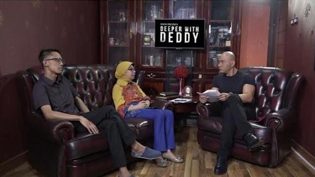 Pengakuan Aryani Soenarto Tentang Cerita Dilempar Setrika Panas oleh Mario Teguh
