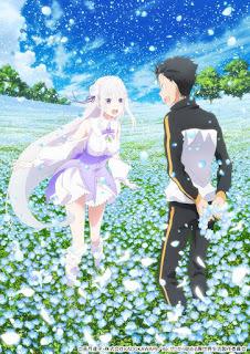Re: Zero Kara Hajimeru Isekai Seikatsu OVA Memory Snow