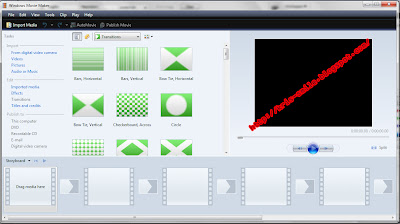 Download Windows Movie maker v.6 full Vesions.