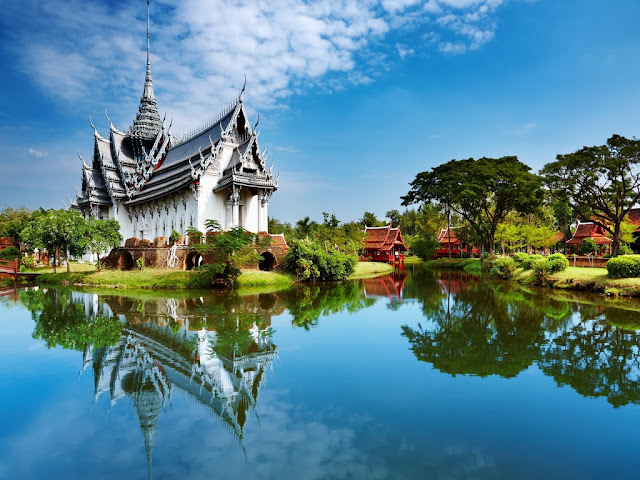 thailand travel wallpaper bangkok