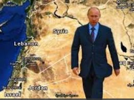 Vladimir Putin Positioning Russia as the Main Player in the Middle East