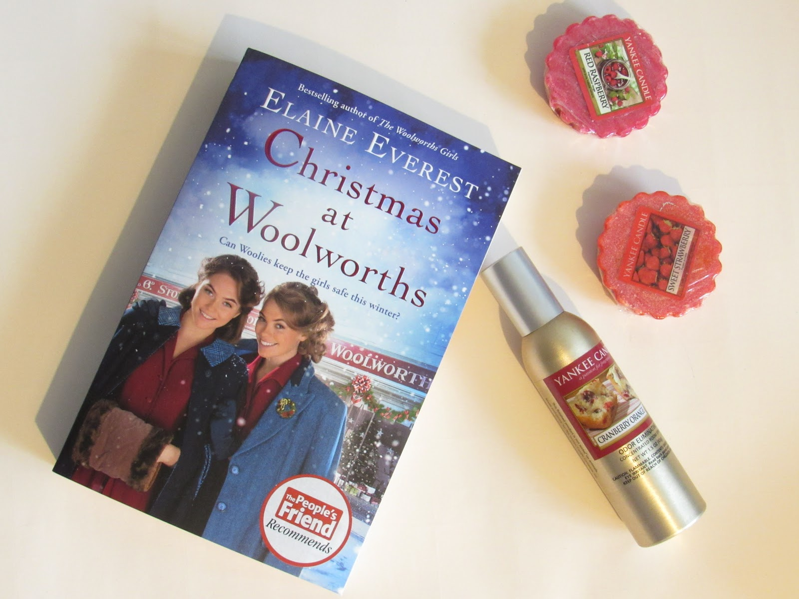 Blooming Fiction, lifestyle blog, Christmas At Woolworths Book Tour