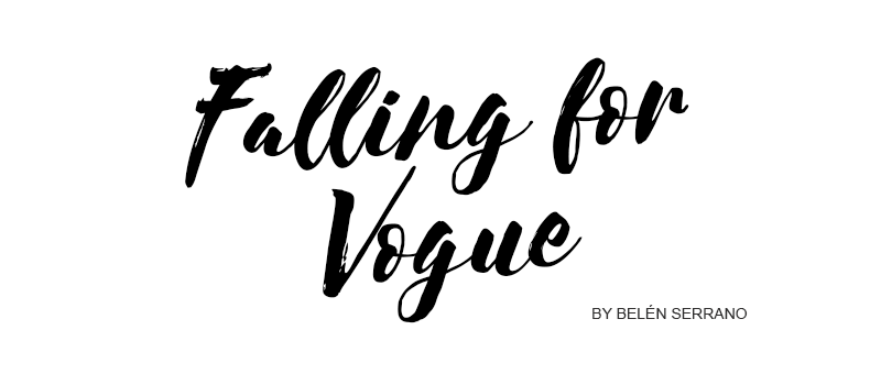 Falling for Vogue.