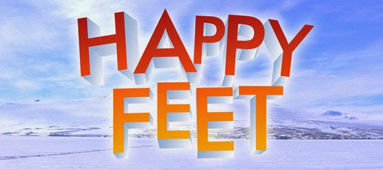 Create Happy Feet Font – Text Effect Illustrator Tutorial