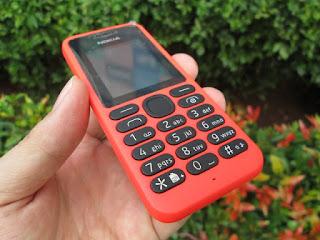 Nokia 130 Seken Dual SIM Slot MicroSD Phonebook 500
