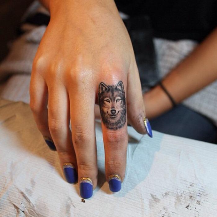 Mytattooland Com Wolf Tattoo Ideas