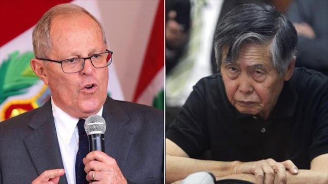 ONU critica indulto a Fujimori por no considerar a las víctimas