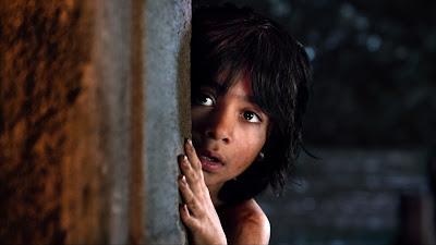 फिल्म द जंगल बुक में मोगली के किरदार में नील सेठी